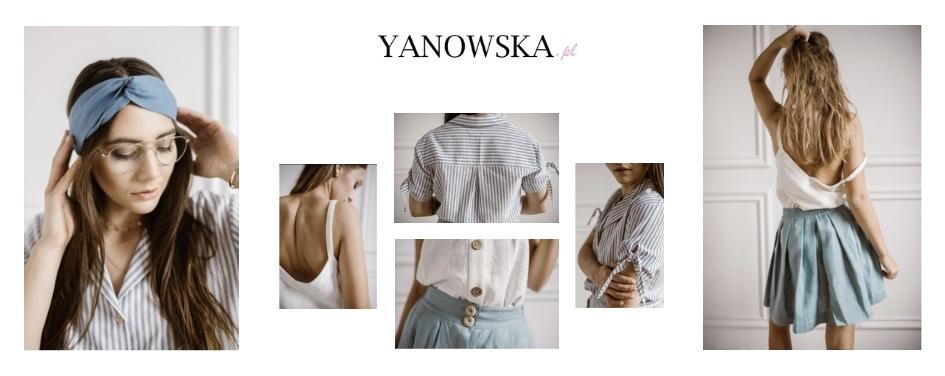 5836c6a519 Niewielka pracownia tworząca jedyne w swoim rodzaju dodatki oraz odzież dla  kobiet. Marka stawia na dobrą jakość tkanin oraz minimalizm