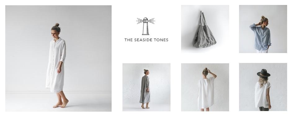 d399e1b9449e6 Seaside Tones to marka, której filozofia opiera się na prostocie designu i  najwyższej jakości lnu. Założycielami jest cudowna rodzina fotografów, ...