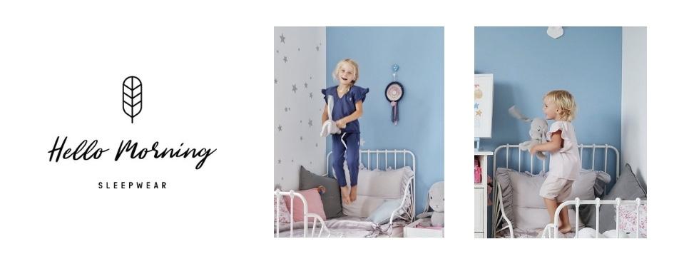 c8b4543243 Hello Morning to krakowska firma stworzona z miłości do naturalnego piękna.  To marka wyjątkowych piżam i odzieży domowej z bawełny organicznej GOTS.