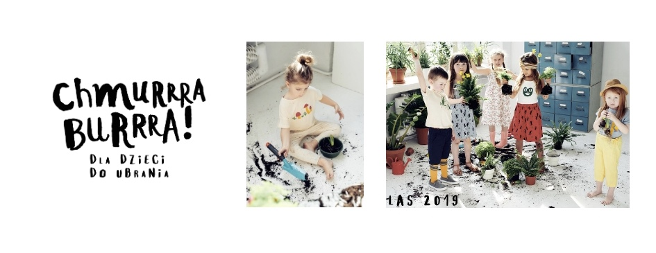 52b2cd6a33 Chmurrra Burrra to marka stworzona przez mamy wywodzące się ze świata  wydawniczego